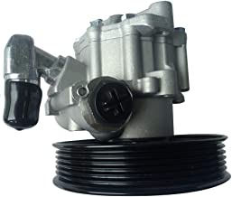 BRTEC 21-5294 Power Steering Pump ONLY Fits for Mercedes-Benz 98-03 ML320 3.2L V6, 99-01 ML430 4.3L V8 02-03 ML500 5.0L V8 02-03 ML55 AMG 5.4L 00-03 ML55 AMG 5.5L V8