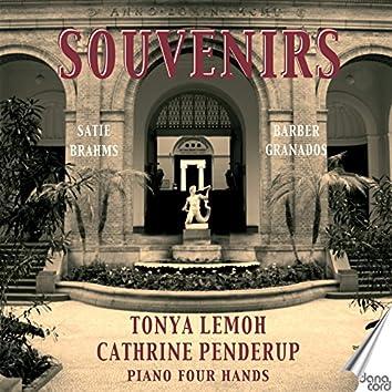 Souvenir - Piano Four Hands