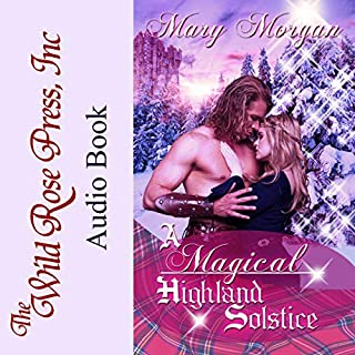 A Magical Highland Solstice audiobook cover art
