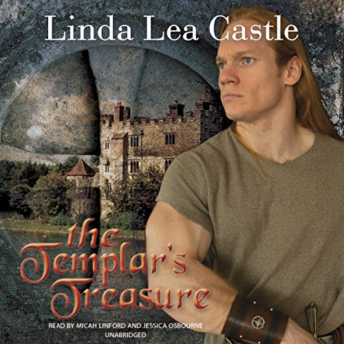 The Templar's Treasure audiobook cover art