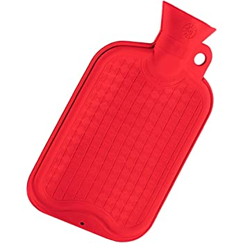 BeeMall Hot Water Bag For Pain Relief Large Size 2 Litres For Hanging