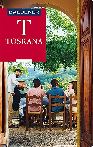 Baedeker Reiseführer Toskana: mit praktischer Karte EASY ZIP