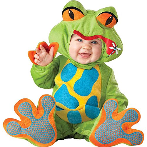 Lil Froggy Inf 12-18 Mon