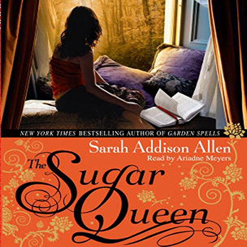 The Sugar Queen  audiobook cover art