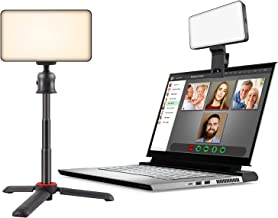 Video Conference Lighting Kit, Webcam Lighting with...