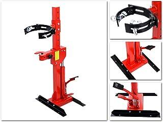 House Deals Auto Strut Coil Spring Compressor Air Hydraulic Tool Cars Truck 1 Ton 2200 LBS