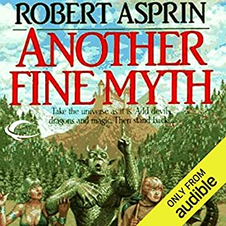 Another Fine Myth cover art