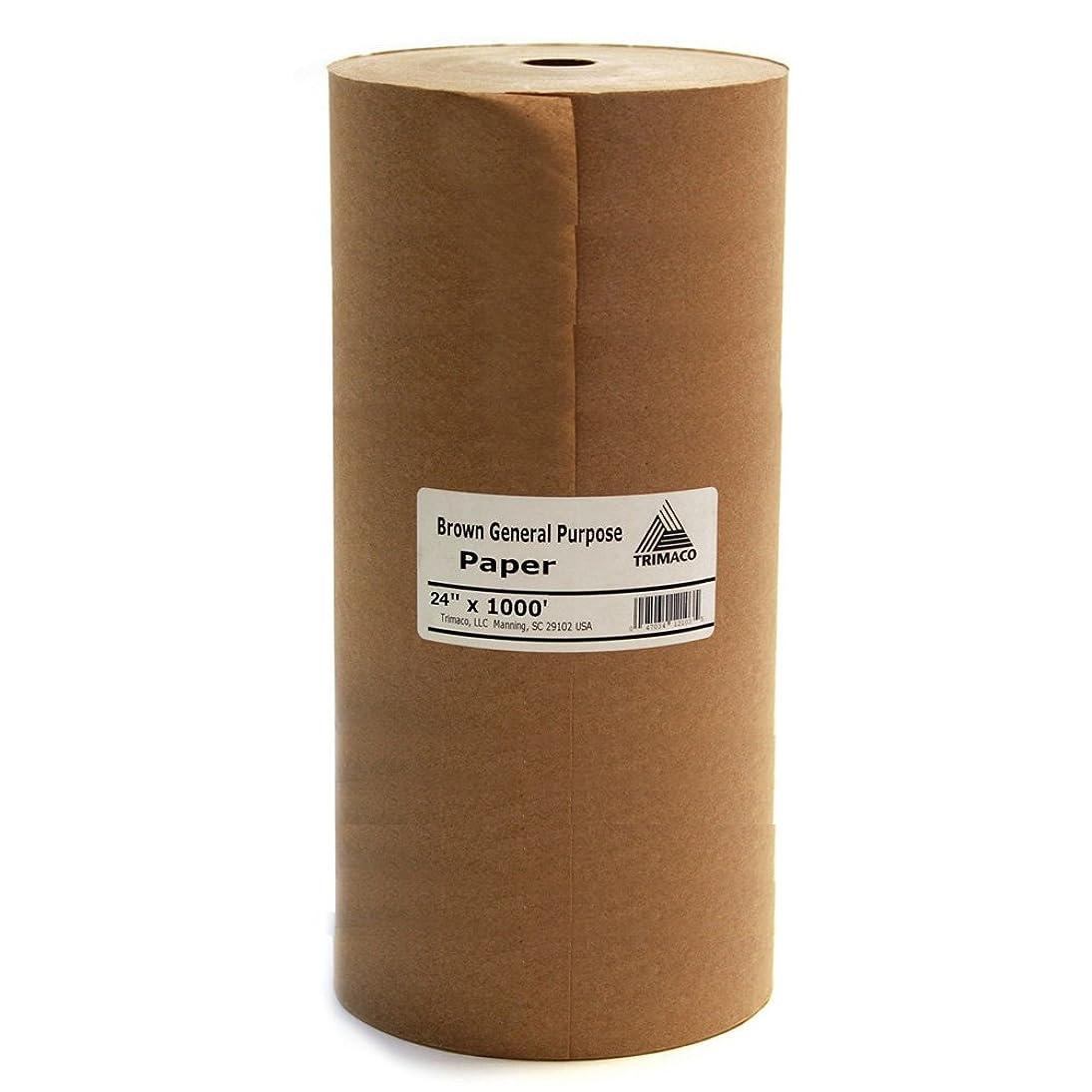 Trimaco 12104/BL24 Easy Masking Paper, 24-inch x 1000-feet