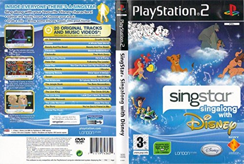 Singstar Singalong With Disney
