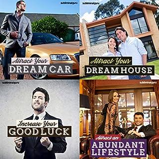 Unlimited Abundance Subliminal Messages Bundle audiobook cover art