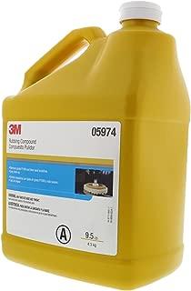 3M Perfect-It II Rubbing Compound 05974, 1 Gallon