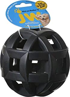 JW Pet Company HOL-ee Roller X Extreme 5 Dog Toy, 5-Inches (Colors Vary) - 43140