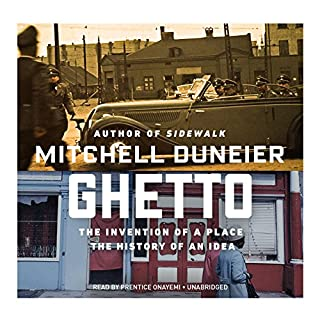Ghetto audiobook cover art
