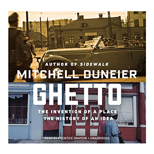 Ghetto audiobook cover art