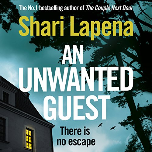 An Unwanted Guest audiobook cover art