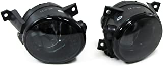 Carparts Online 29585 Klarglas Nebelscheinwerfer HB4 schwarz smoke Paar