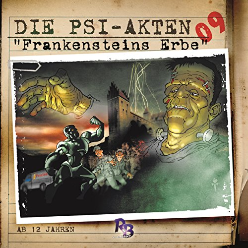 Frankensteins Erbe cover art