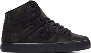 DC Shoes Mens Shoes Pure Wc Tx Se High-Top Shoes for Men...