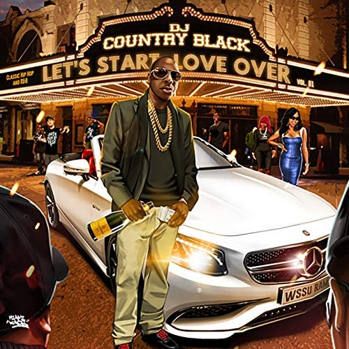 DJ Country Black