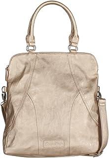 Fritzi aus Preußen Damen Handtasche, Gold, One Size