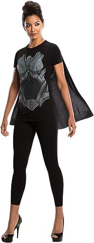 Man Of Steel Costume, femmes Superhomme Faora Costume Top, Medium, (USA 10 - 14), BUST 38 - 40 , WAIST 31 - 34