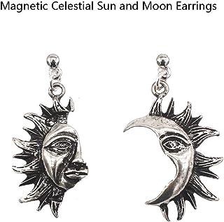 Amazon.es: Sol y Luna - Pendientes / Mujer: Joyería