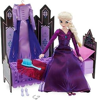 Disney Elsa Classic Doll Bedroom Play Set – Frozen 2