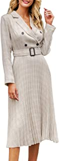 Best midi blazer dress Reviews