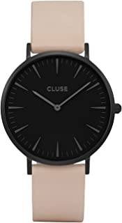 Cluse Watches for Women- LA BOHÈME 38MM Fashionable Timepiece Minimalistic Design