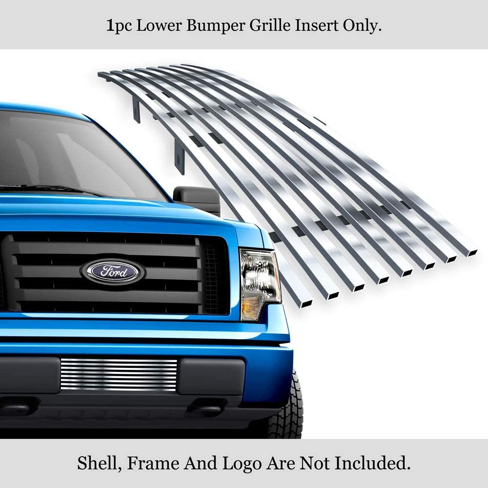 APS Compatible with 2009-2014 F-150 Steel Lower Bumper Al sold out. Recommended Stainless
