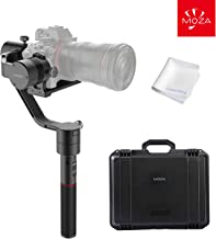 MOZA Air Handheld Gimbal 3-Axis Camera Video Stabilizer Brushless Motors Support Cameras Weights 1.1Lb/500g-7Lb/3200g for Mirrorless Cameras Sony a7 Series,Nikon D Series