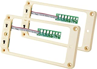 Seymour Duncan TS-2s Triple Shot Carved Top Pickup Mounting Ring Set Cream