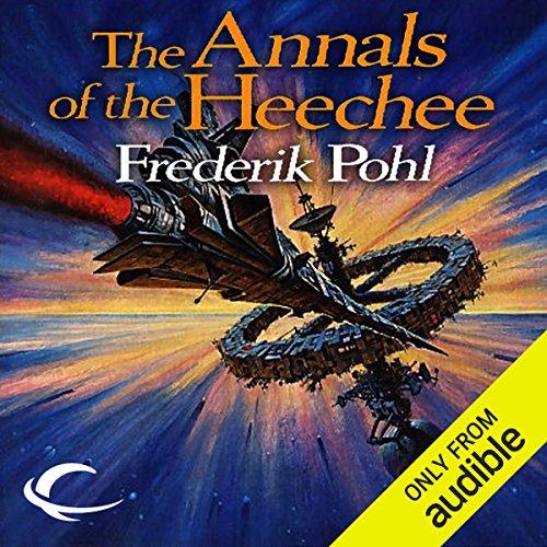 The Annals of the Heechee Titelbild