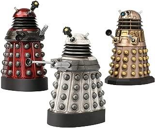 Underground Toys Doctor Who Action Figures - Dalek Asylum Set - Measures 5-6