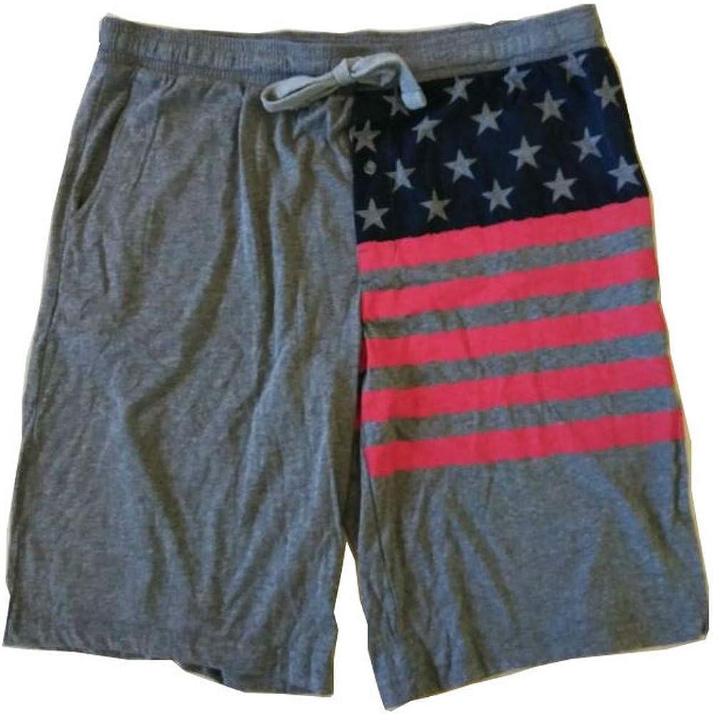 REX Distributor Oklahoma City Mall Inc 4th of July Utility Brand Cheap Sale Venue USA B Shorts Active Flag