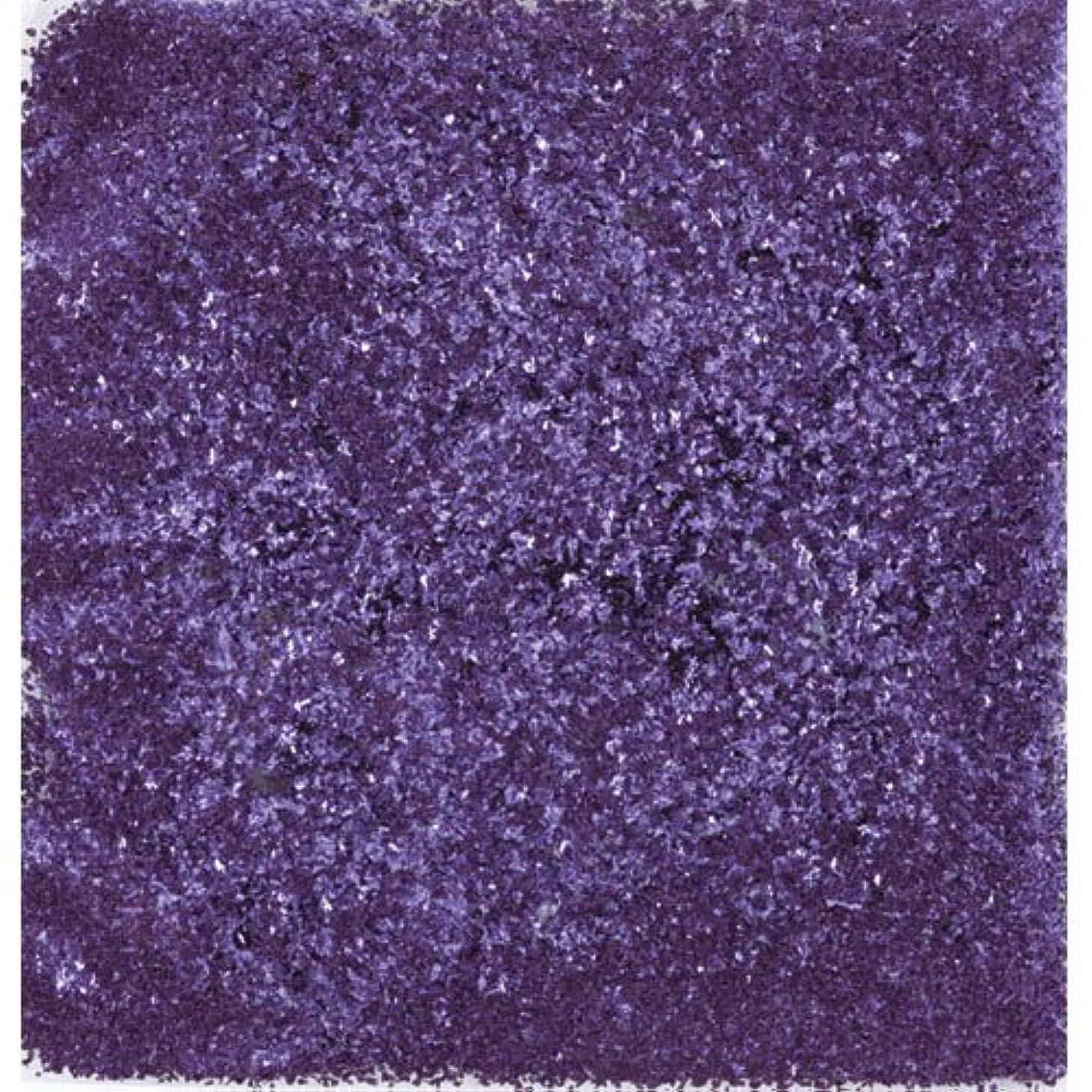 下位トリクルキャベツピカエース ネイル用パウダー シャインフレーク #711 江戸紫 0.3g