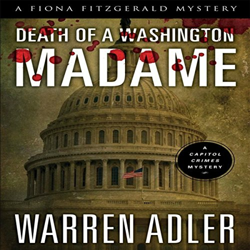 Death of a Washington Madame cover art