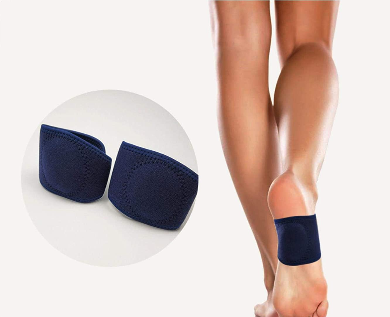 硬化する振る舞う部足底筋膜炎のための2対のクッション付き圧縮アーチサポート倒れたアーチヒールスプリアスフラットとアーチーの足の問題(ワンサイズ),geltype