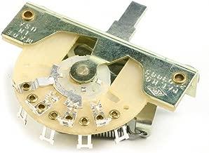CRL 5-way Pickup Selector Blade Switch w/ Mounting Screws
