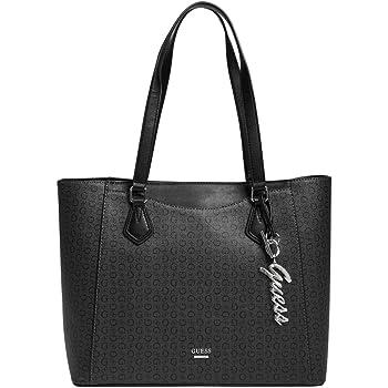GUESS Factory Womens Diem Logo-Print Fashion Travel Shoulder Large Backpack