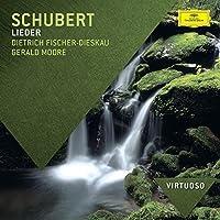Virtuoso: Schubert: Lieder by Dietrich Fischer-Dieskau