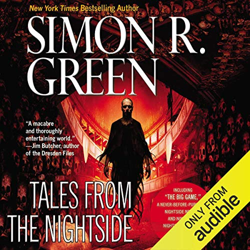 Tales from the Nightside cover art