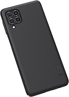 Nillkin Cover Compatible with Samsung Galaxy F62 / M62 Case Super Frosted Shield Hard Phone Cover [ Slim Fit ] [ Designed ...