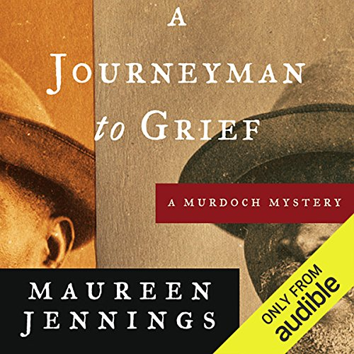 A Journeyman to Grief audiobook cover art