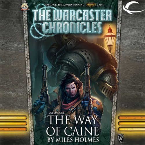 The Way of Caine audiobook cover art
