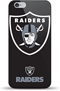 NFL Oakland Raiders iPhone 6 Oversized Logo TPU Cell Phone Case