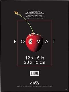 MCS 12x16 Inch Format Frame, Black (12605)
