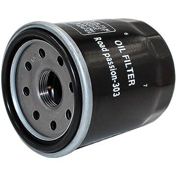 Ahl 303 Ölfilter Für Vt600cd Shadow Vlx Deluxe 600 1993 2007 Vt600c Shadow Vlx 600 1988 2007 Vt750dc Shadow Spirit 750 2001 2007 Auto
