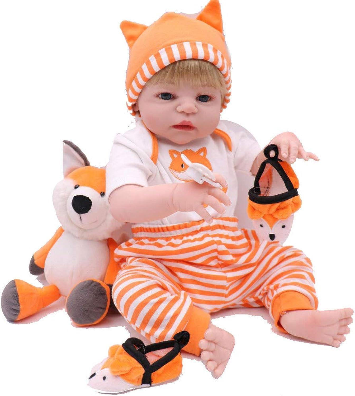CYdoll 22  Silikon Körper Reborn Babies Puppen Rebirth Baby Puppen Spielzeug Kind Bebe Reborn Menina B07HD7MQ25 Zu einem niedrigeren Preis  | Good Design