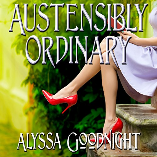 Austensibly Ordinary audiobook cover art
